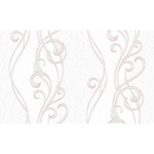 Обои VOG Collection Ар-нуво 90083-12 виниловые на флизелине 1,06x10,05м белый
