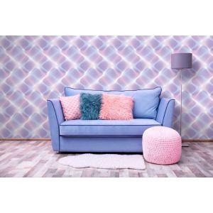 Обои Ateliero Freddy 58157-10 виниловые на флизелине 1,06х10,05м голубой
