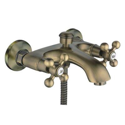 Смеситель для ванны Haiba HB3119-4, бронза