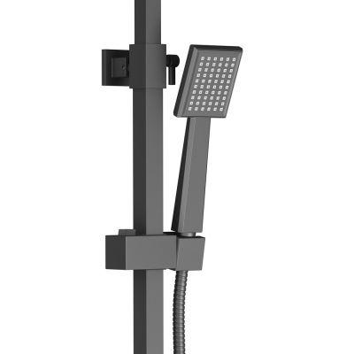 Душевая система для ванны Timo Selene SX-1030/03, черный
