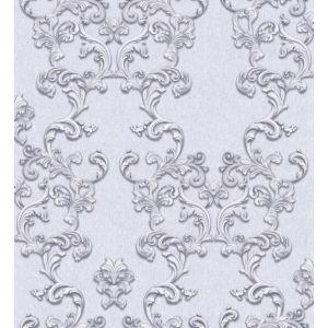 Обои Саратов Петергоф Д638-01 бумажные дуплекс 0,53х10,05м серый