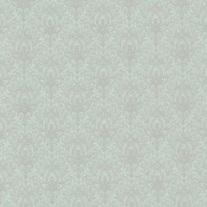 Обои МОФ Тиара 221312-3 бумажные дуплекс 0,53х10,05м зеленый