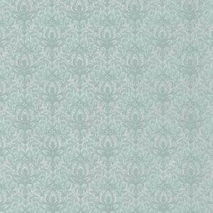 Обои МОФ Тиара 221332-6 бумажные дуплекс 0,53х10,05м бирюзовый