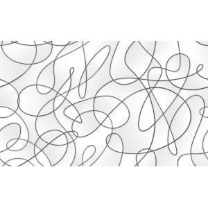 Обои Ateliero Maestro 889971 виниловые на флизелине 1,06x10,05м черно-белый