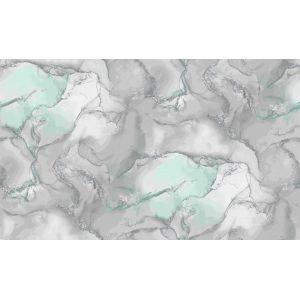 Обои Ateliero Alicante 989133 виниловые на флизелине 1,06x10,05м бирюзовый