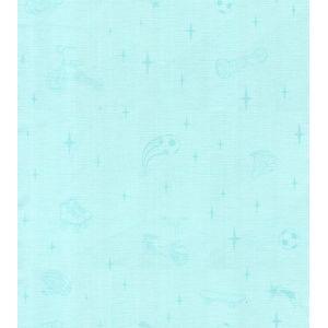 Обои Гомельобои Джуниор фон 0106-71 бумажные дуплекс 0,53х10,05м голубой
