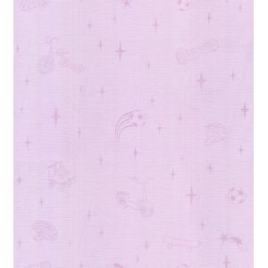 Обои Гомельобои Джуниор фон 0106-91 бумажные дуплекс 0,53х10,05м сиреневый