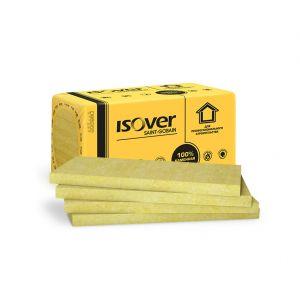 Теплоизоляция Isover Стандарт 46кг/м3(1000х600х50мм)4,8м2/0,24м3/8шт