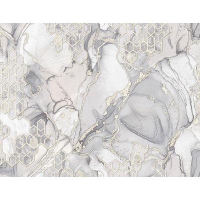 Обои Victoria Stenova Аурус 989527 виниловые на флизелине 1,06x10,05м серый