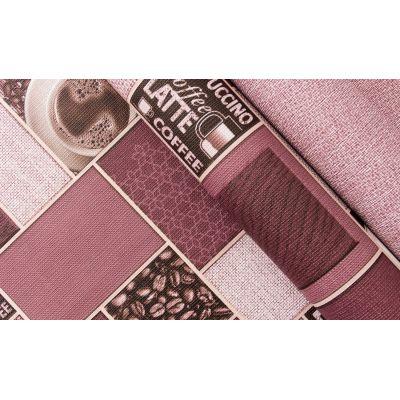 Обои Аспект Арабика 80009-58 виниловые на бумаге 0,53х10,05м винный
