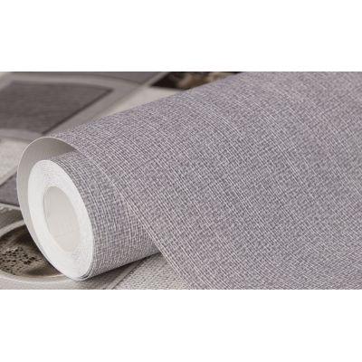 Обои Аспект Арабика 80010-24 виниловые на бумаге 0,53х10,05м серый