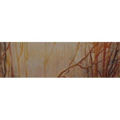 Плитка OS/A110/9016 Тракай 4 глянцевый декор  8,5х28,5