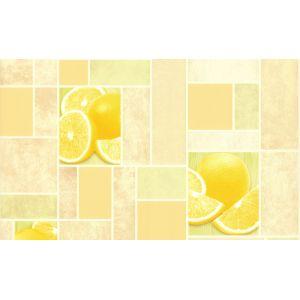 Обои Аспект Цитрус 10103-37 виниловые на бумаге 0,53х10,05м желтый