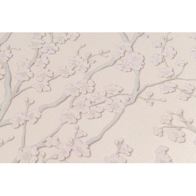 Обои Артекс Вишня 10316-02 виниловые на флизелине 1,06х10,05м бежевый