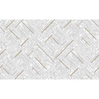 Обои Индустрия Optima 167156-90 виниловые на флизелине 1,06х10,05м серый