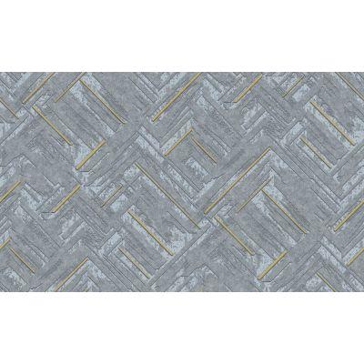 Обои Индустрия Optima 167156-96 виниловые на флизелине 1,06х10,05м серый