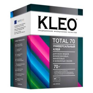 Клей KLEO TOTAL 70 универсальный для всех видов обоев 500 (2x250) г