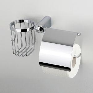 Держатель туалетной бумаги и освежителя Wasser Kraft Berkel К-6859 хром