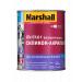Краска Marshall AKRIKOR матовая для фасадных поверхностей  BC 0,9л.