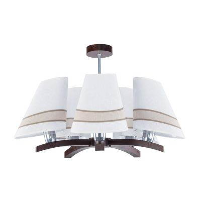 Люстра потолочная TK Lighting 814 Mila Venge 5