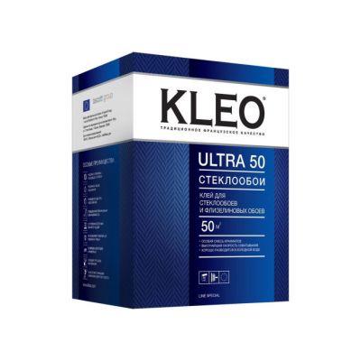 Клей КLЕО ULTRA 50 для стеклообоев и флизелиновых обоев 500 (2x250) г