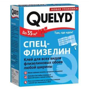 Клей для обоев Quelyd Спец-флизилин 300 г