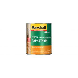 Лак Marshall Protex Паркетный глянцевый 0,75л.