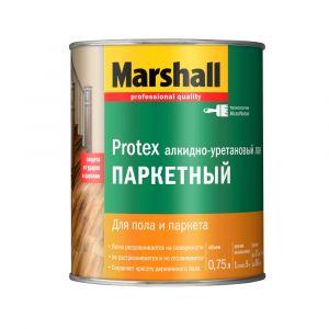 Лак Marshall Protex Паркетный полуматовый 0,75л.