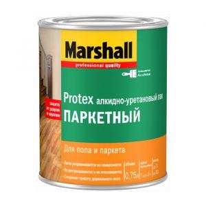 Лак Marshall Protex Паркетный матовый 0,75л.