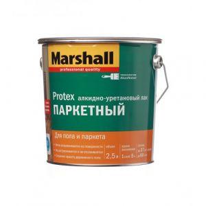 Лак Marshall Protex Паркетный матовый 2,5л.