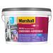 Краска Marshall AKRIKOR матовая для фасадных поверхностей BW 2.5л.