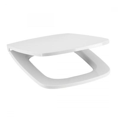 Унитаз-компакт Santek НЕО 1.WH30.2.418 rimless, сиденье с  микролифт SLIM