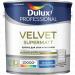 Краска Dulux Professional Velvet Supermatt глубокоматовая для стен и потолков BC 2,25л