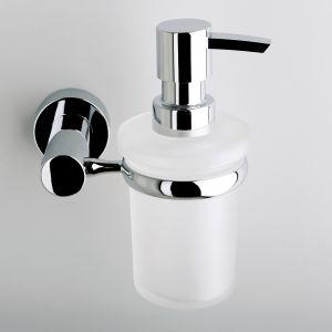 Дозатор жидкого мыла Wasser Kraft Donau К-9499 хром