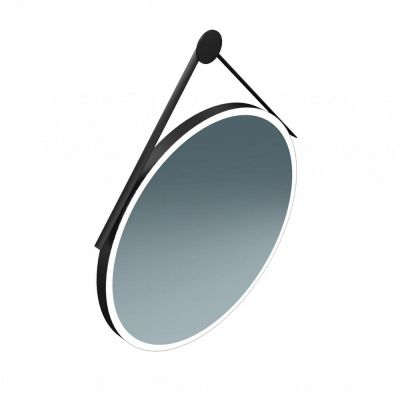 Зеркало Kerama Marazzi CONO  CO.mi.70\BLK черный матовый (круглое)