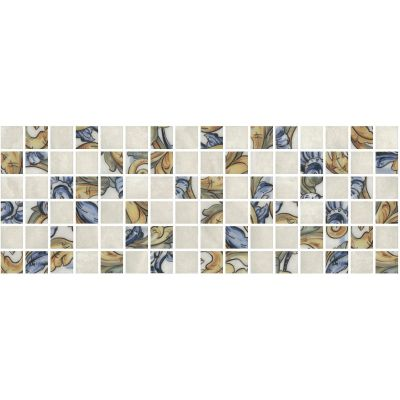 Плитка MM15129A Площадь Испании мозаичный декор   15x40